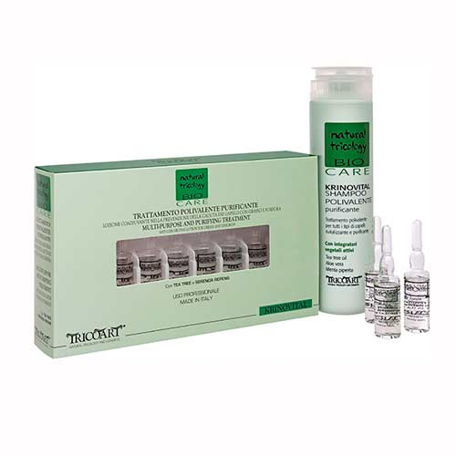 NATURAL TRICOLOGY BIO CURA